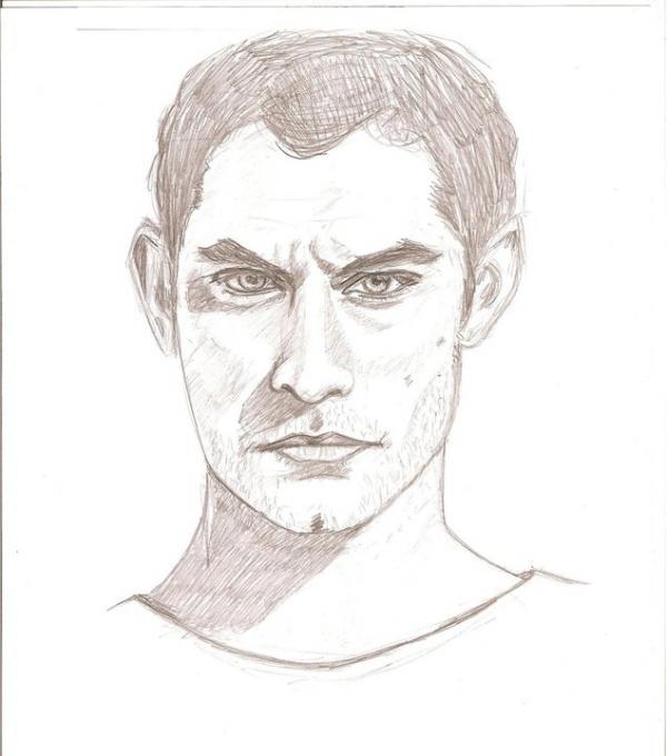 Jude Law par Horace